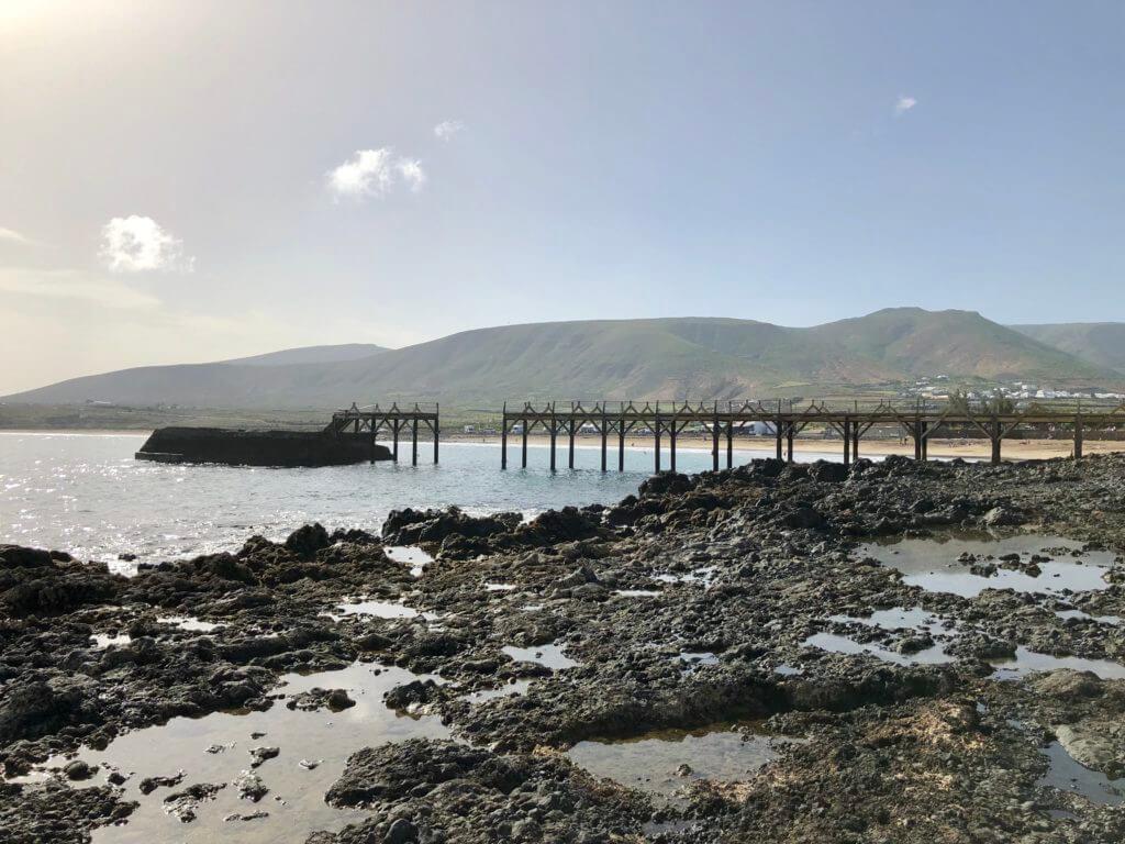 Strand von Arrieta Lanzarote