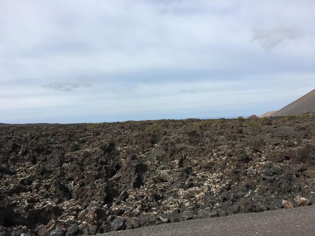 Vulkane und Lavafelder im Timanfaya Nationlpark
