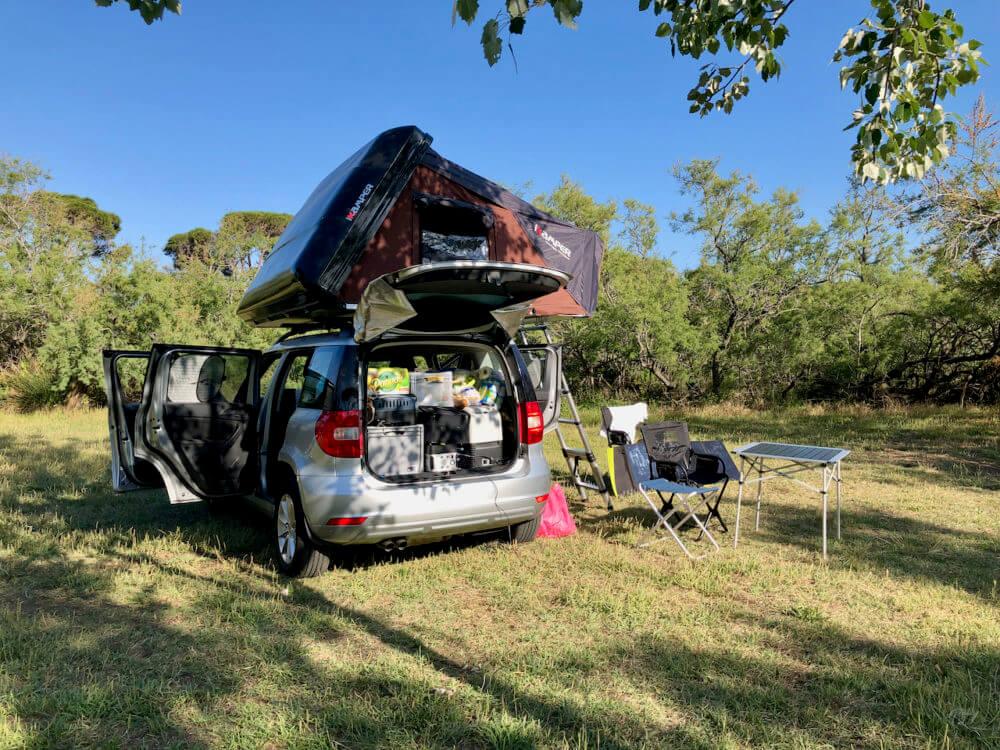 Camping Momente und Erlebnisse